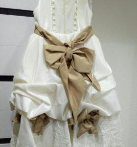 Шикарное платье  р.116-134