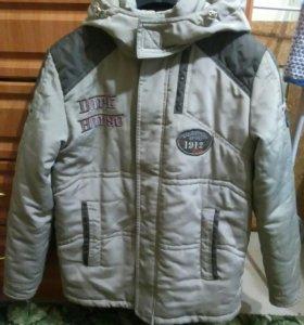 Курточка подростковая, демисезонная