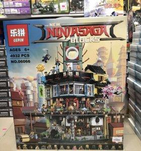 Новый конструктор Ninjago на 4932 PCS