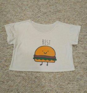 Топик-футболка