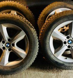 """Зимние колёса BMW 18"""""""