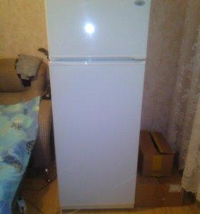 Двухкамерный холодильник ATLANT б/у