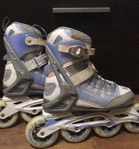 Роликовые коньки Rollerblade Lo-Balance