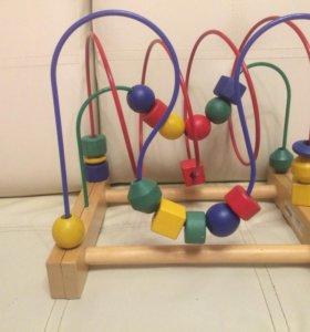 Лабиринт детские игрушки