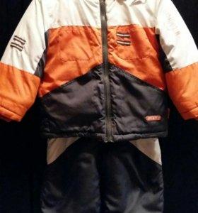 Куртка+комбинезон р.98