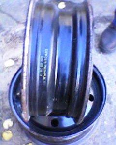 диски на рено логон 4шт на14