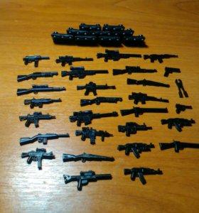 Лего оружие