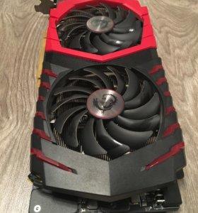 Видеокарта MSI GeForce GTX 1060 6G