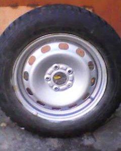 резина на дисках для форд фокус шипованная