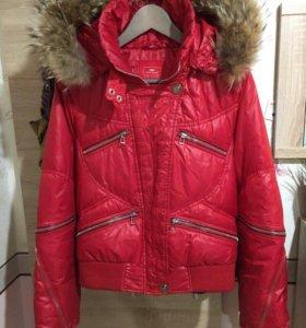 """Куртка пуховик """"Snow Image"""""""