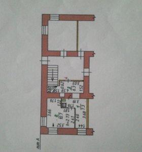Квартира, 1 комната, 24.3 м²