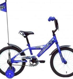 велосипед детский Stern 16r.