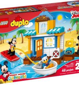 Lego Домик на пляже Новый 10827