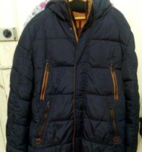 Куртка мужская зимняя 48р-р
