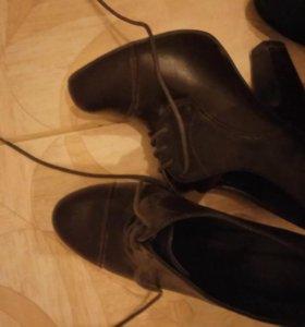 Ботильоны , туфли