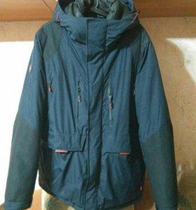 Куртка зимняя 52-54р.