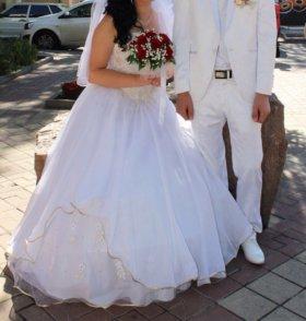 Свадебное платье торг