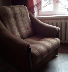 Кресло-кровать 7 тыс.руб. торг рассрочка