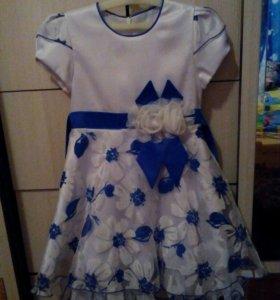 Платье на 92-98 (2-3г.)