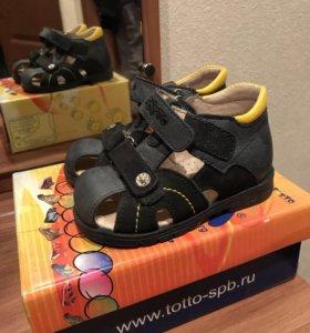 НОВЫЕ сандали Totto р 22