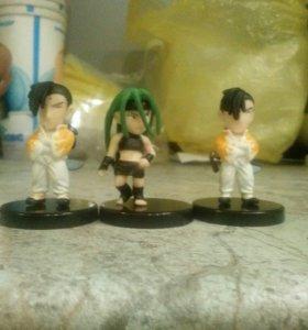 Куклы аниме