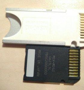 Memory Stick PRO Duo 2 Гб