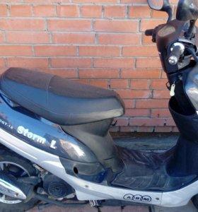 Мотоцикл. Мопед