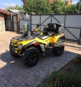 Продам BRP MAX-XT 650