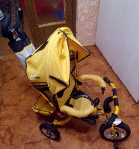 Велосипед safari trike