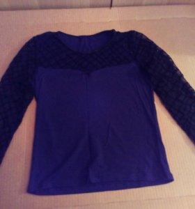 Блуза нарядная разм. 42-46