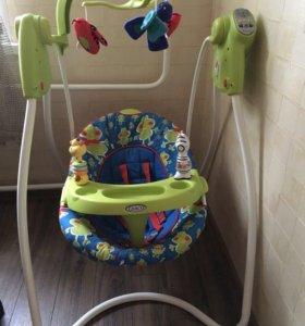 Качели Graco для малышей