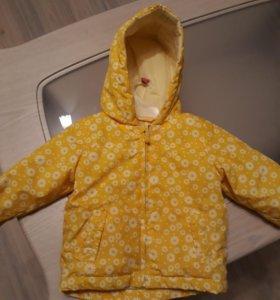 Детская куртка(ветровка)