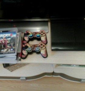Playstation 3 slim 750 gb