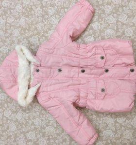 Курточка. 74 размер