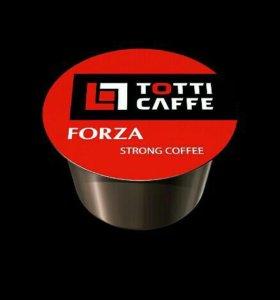 Капсулы для кофемашин TOTTI BLUE Caffe Forza