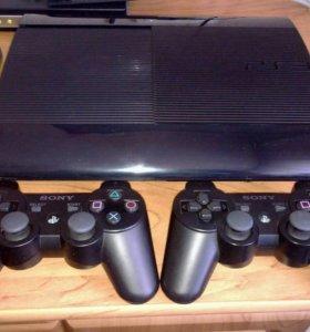 Sony PlayStation 3 и куча игр