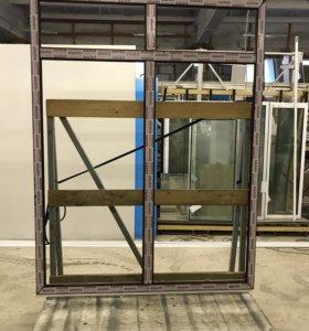 Окно,ivaper 72 ,мохагон.
