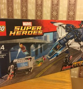 LEGO SUPER HEROES AGE OF ULTRON 76032
