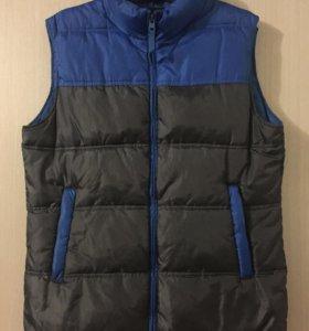 Куртка/ безрукавка теплая