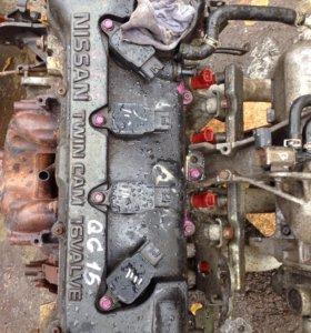 Двигатель на Ниссан Альмера