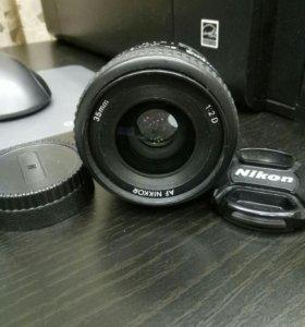 Nikon AF Nikkor 35/2 D