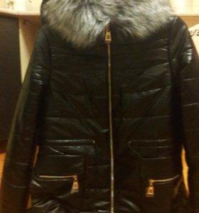 Куртка женская(зима)