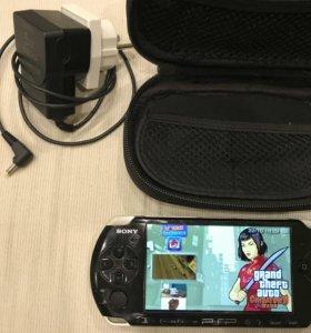 Sony PSP-3004 slime black