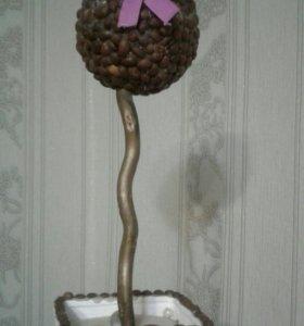 Кофейное дерево счастья