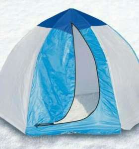 Палатка зимняя для рыбалки 2 местная новая