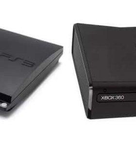 Sony PS3///xbox 360