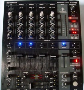 djx 750 PRO MIXER