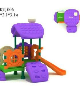 Игровой комплекс для детей ДКД-006