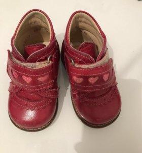 Ботинки TOTTO на первый шаг