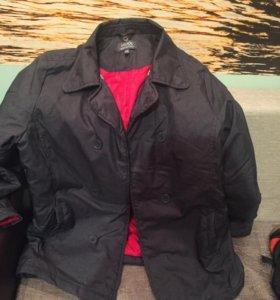 Стёганная куртка 158 рост